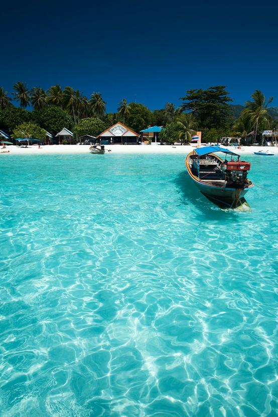 Thailand, beach, water